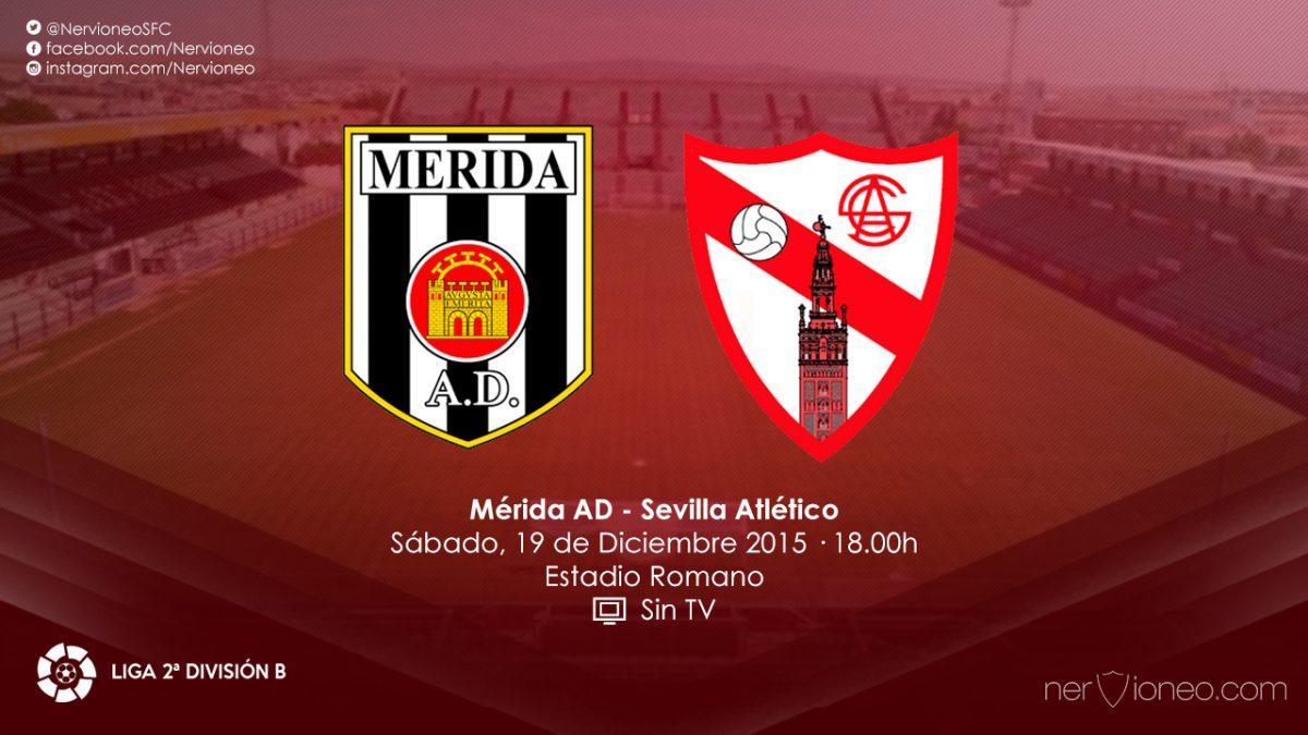 Previa | Mérida AD – Sevilla Atlético