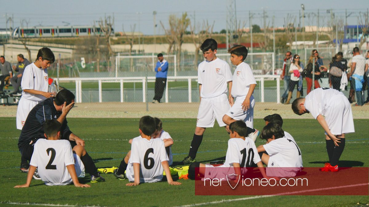 Fotogalería | Sevilla FC – CD Diez Sanlúcar (3ª Andaluza Alevín G.3 – SE)