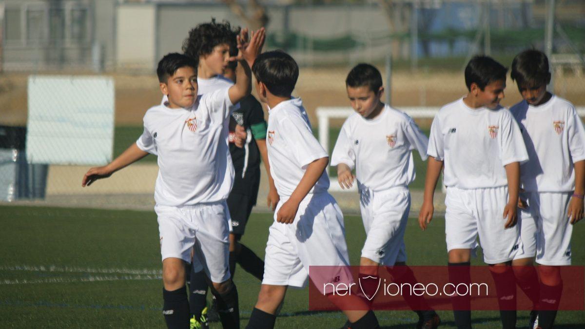 Fotogalería | Sevilla FC – Calavera CF (3ª Andaluza Alevín G.1 – SE)