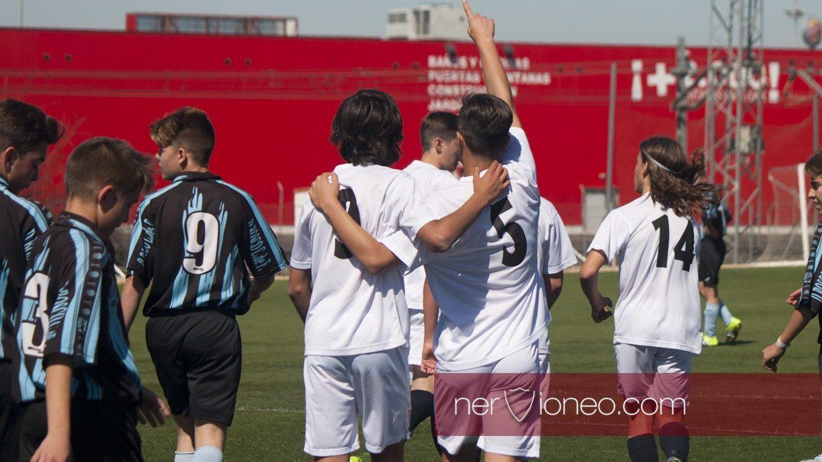 Fotogalería | Sevilla FC – Don Bosco CF (1ª Andaluza Infantil – G.1)