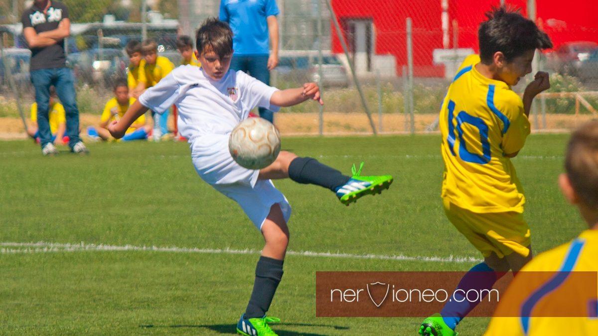 Fotogalería | Sevilla FC – CD Colegio Claret (3ª Andaluza Alevín G.2 – SE)