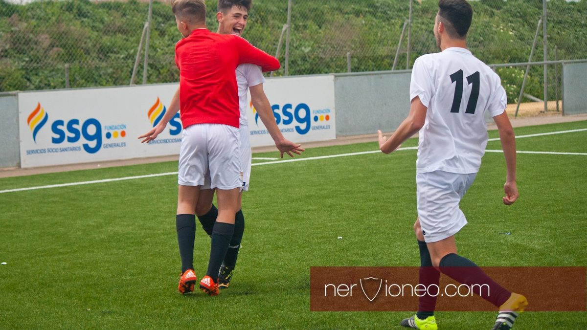 Fotogalería | Sevilla FC – Écija Balompié (2ª Andaluza Juvenil – SE)
