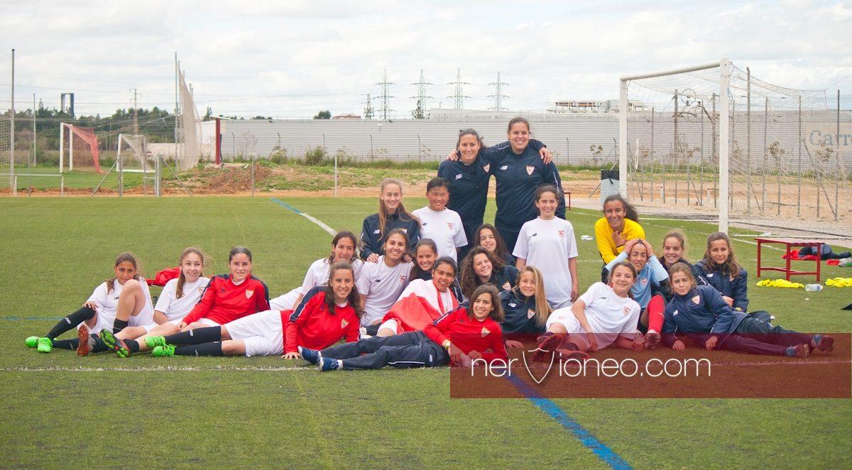 Fotogalería | Sevilla FC –  CD Montequinto (2ª Andaluza Femenina Infantil – SE)