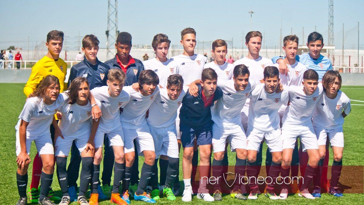 Fotogalería | Sevilla FC – Séneca CF (1ª Andaluza Infantil – G.1)