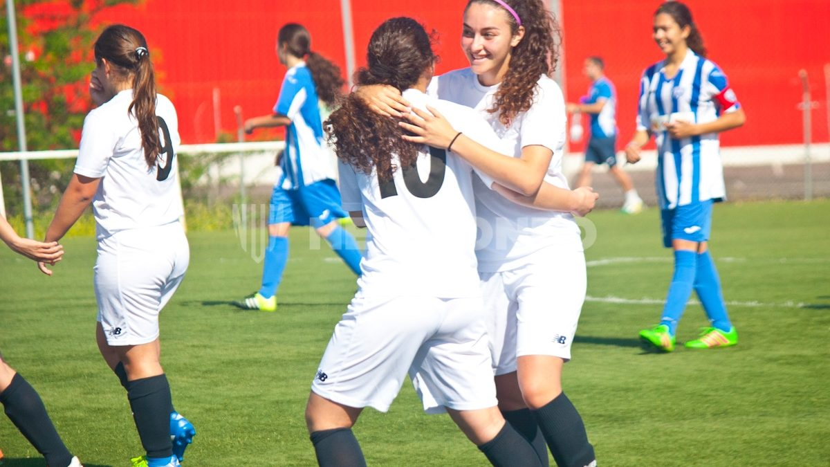 Fotogalería | Sevilla FC – CD Híspalis (Copa Delegación Femenina Juvenil – SE)