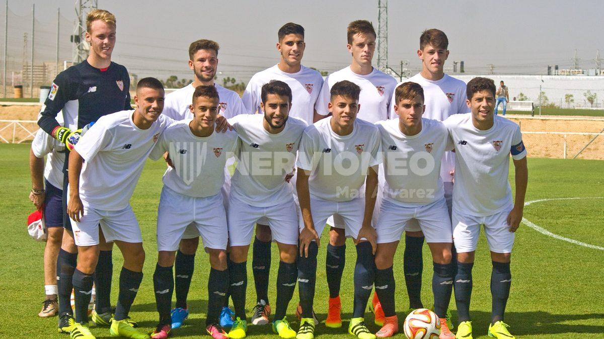 Fotogalería | Sevilla FC – CF Rusadir (División de Honor Juvenil G. IV)