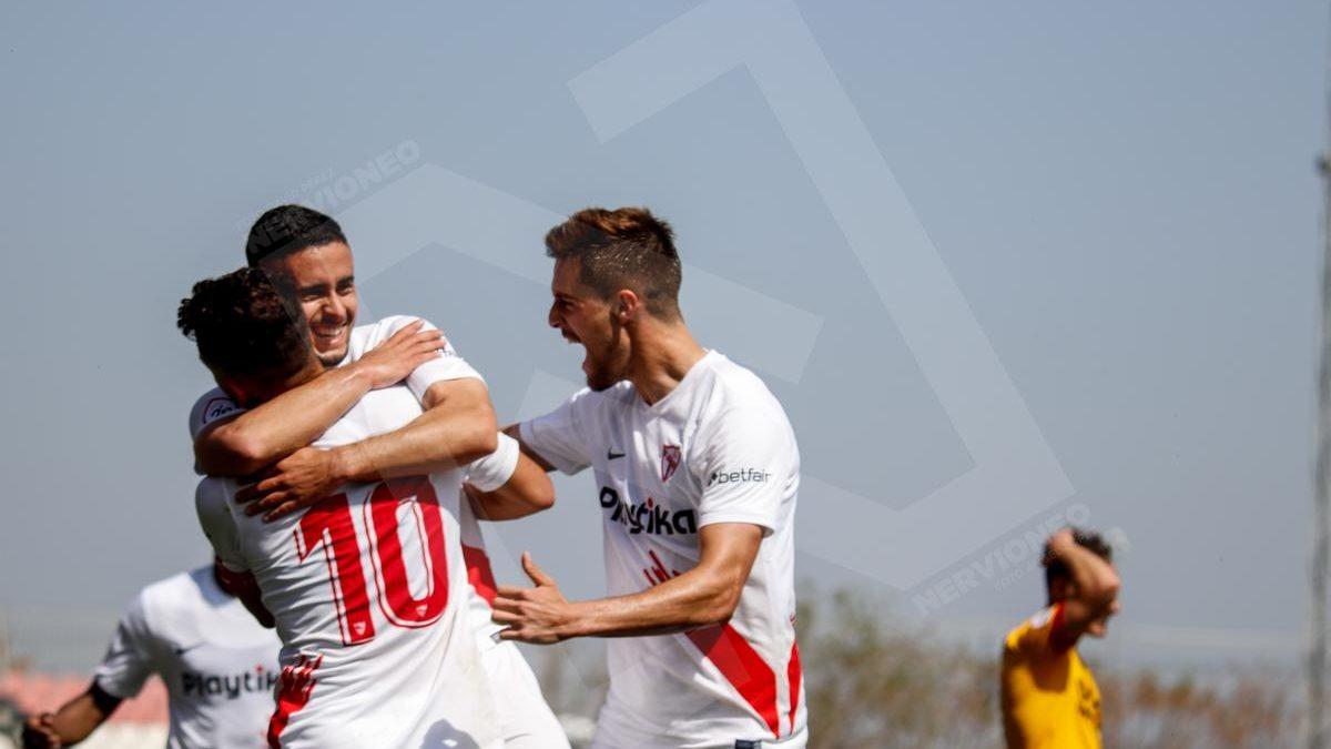 Fotos | Sevilla Atlético – UCAM Murcia