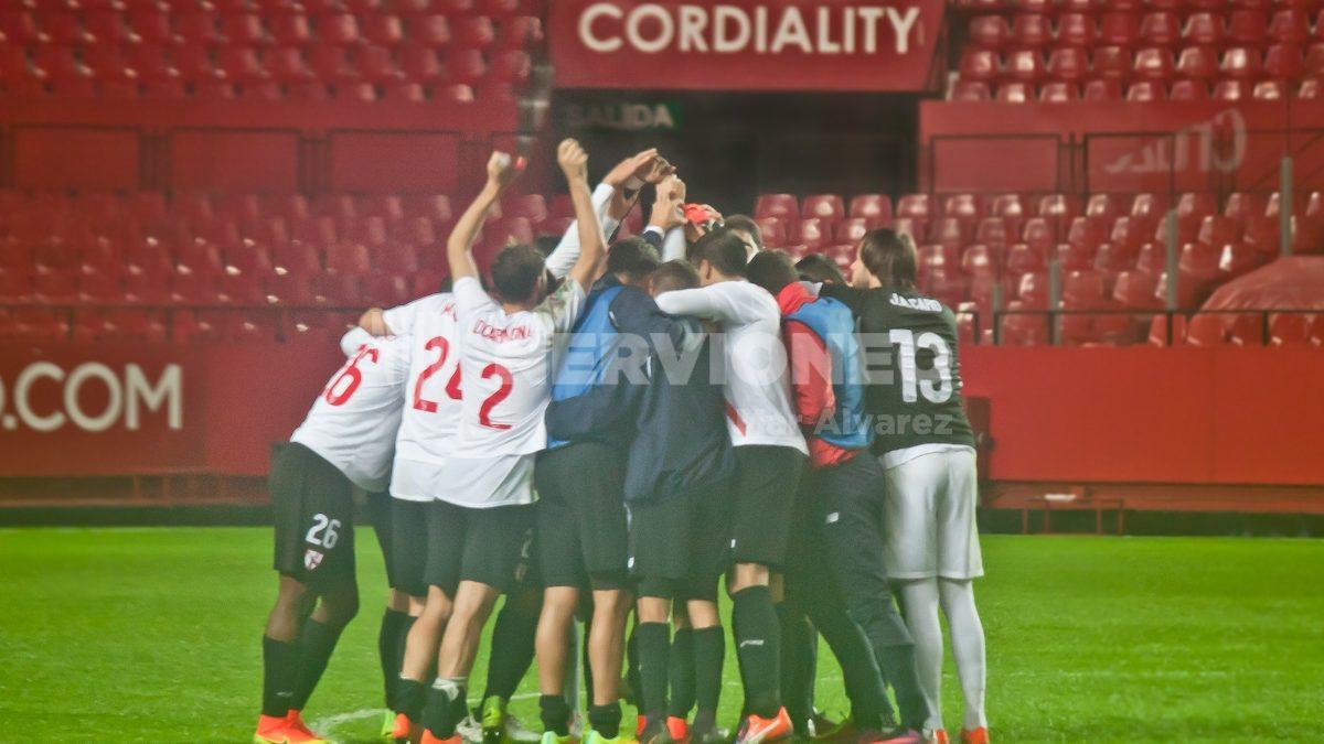 Fotogalería | Sevilla Atlético – CD Mirandés (LaLiga 1|2|3)