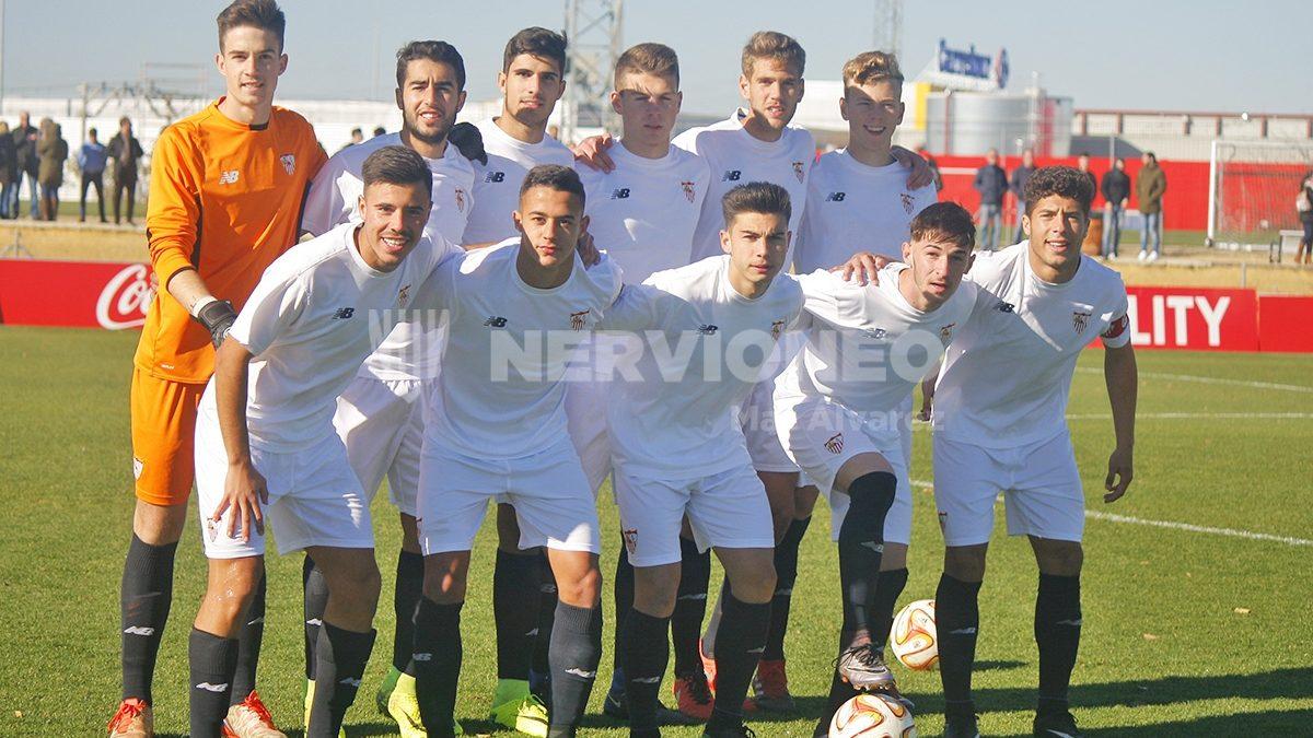 Fotogalería | Sevilla FC – UD Tomares (División de Honor Juvenil G. IV)