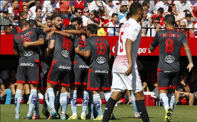 Crónica | Sevilla FC 1-2 RC Celta de Vigo