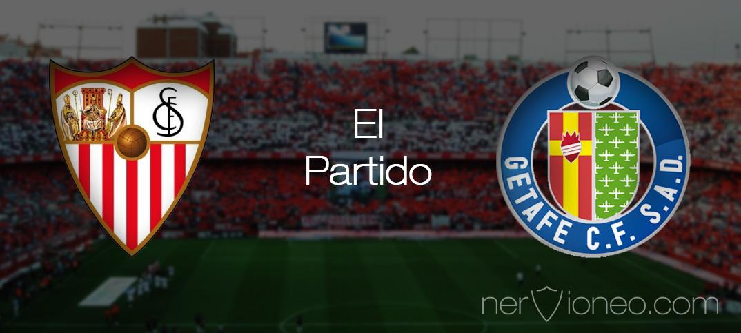 Partido | Sevilla FC – Getafe CF