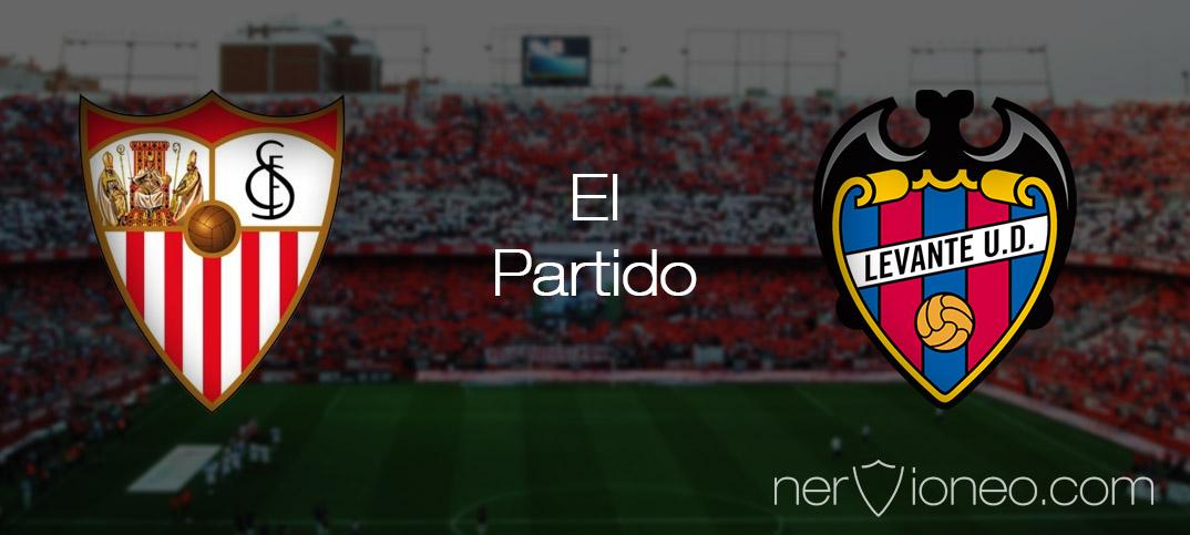 Partido | Sevilla FC – Levante UD