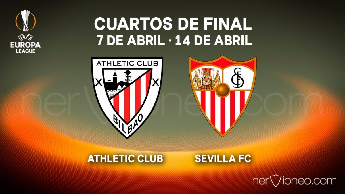 El Sevilla se medirá al Athletic en cuartos
