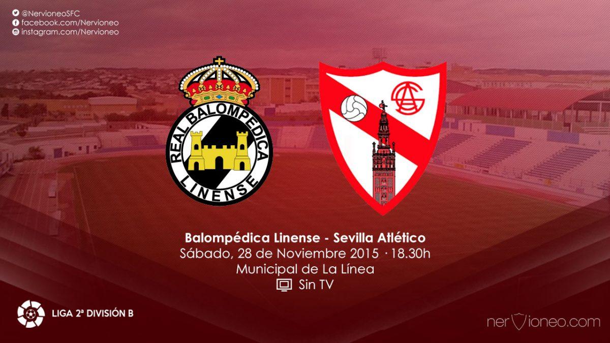 Previa | Real Balompédica Linense – Sevilla Atlético