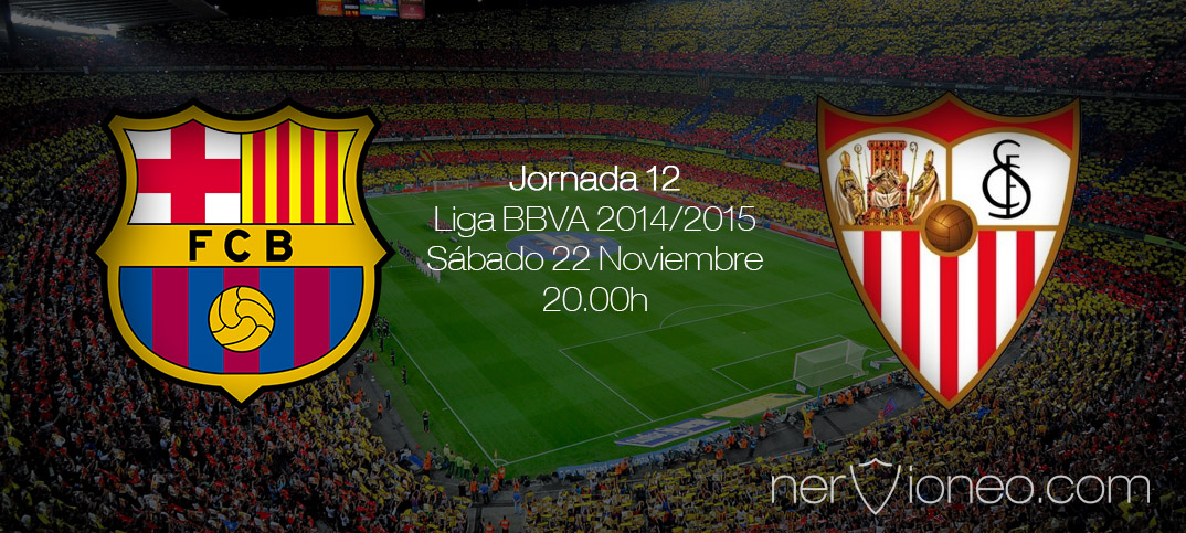 Previa | FC Barcelona – Sevilla FC
