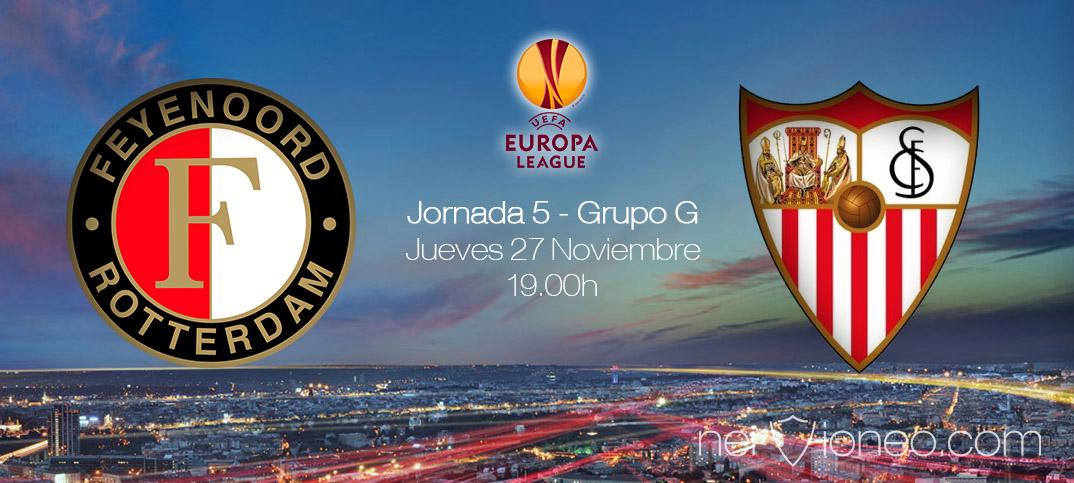 Previa | Feyenoord Rotterdam – Sevilla FC