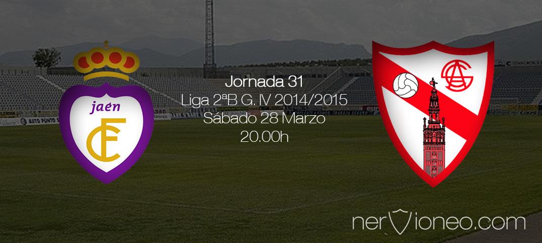 Previa | Real Jaén – Sevilla Atlético