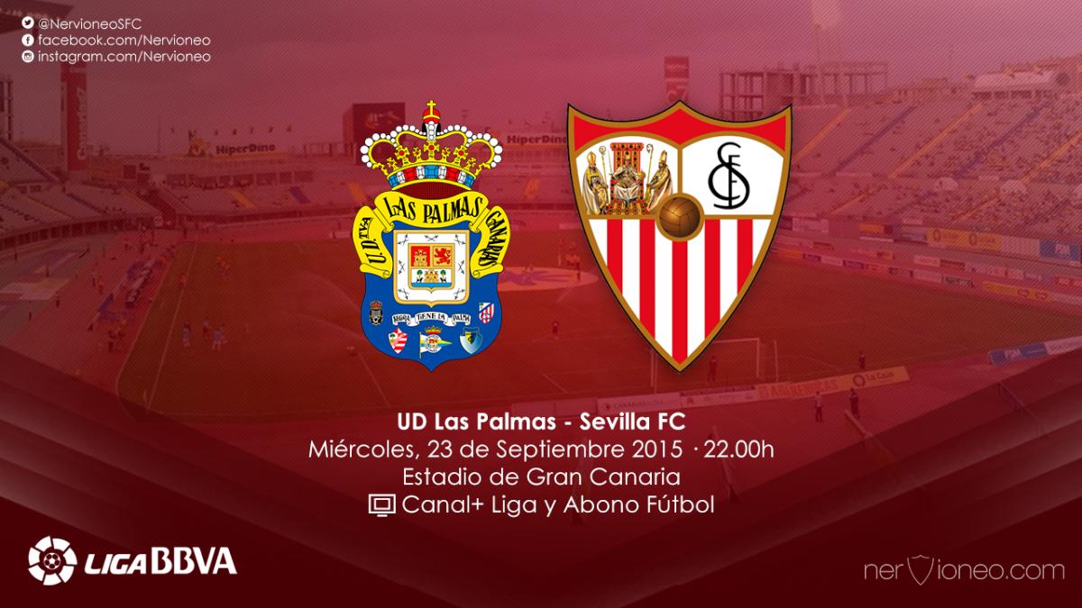 Previa | UD Las Palmas – Sevilla FC