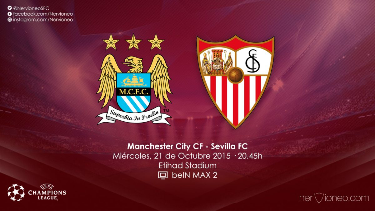 Previa | Manchester City CF- Sevilla FC