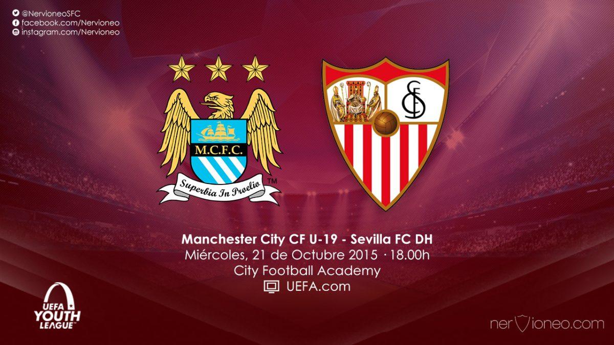 Previa | Manchester City EDS – Sevilla FC