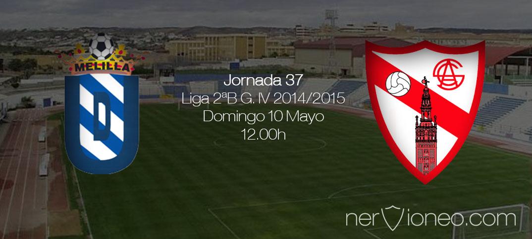 Previa | UD Melilla – Sevilla Atlético
