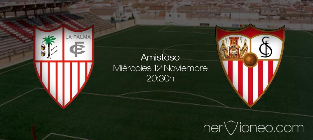 Previa | La Palma CF – Sevilla FC