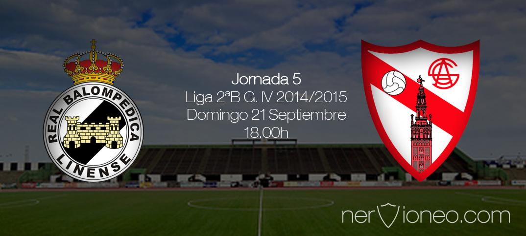 Previa | B. Linense – Sevilla Atlético