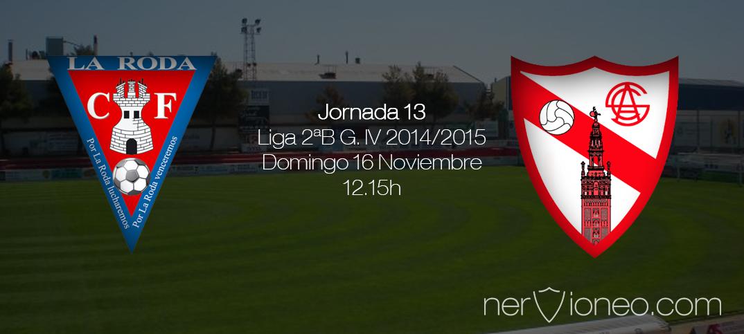 Previa | La Roda CF – Sevilla Atlético