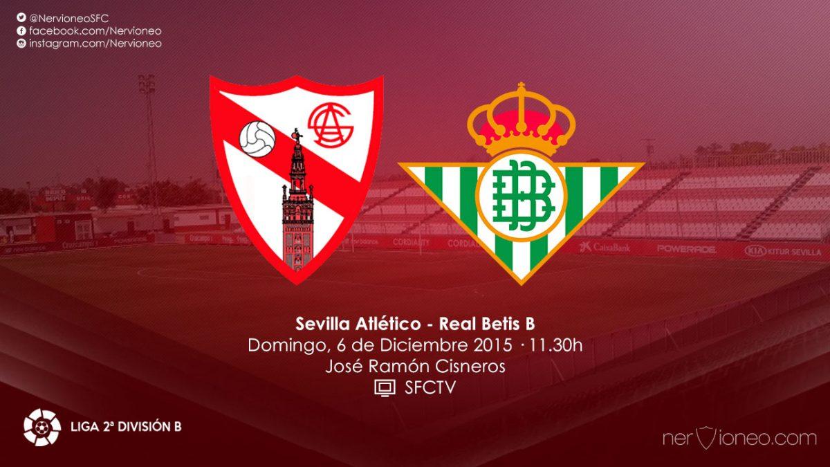 Previa | Sevilla Atlético – Real Betis B