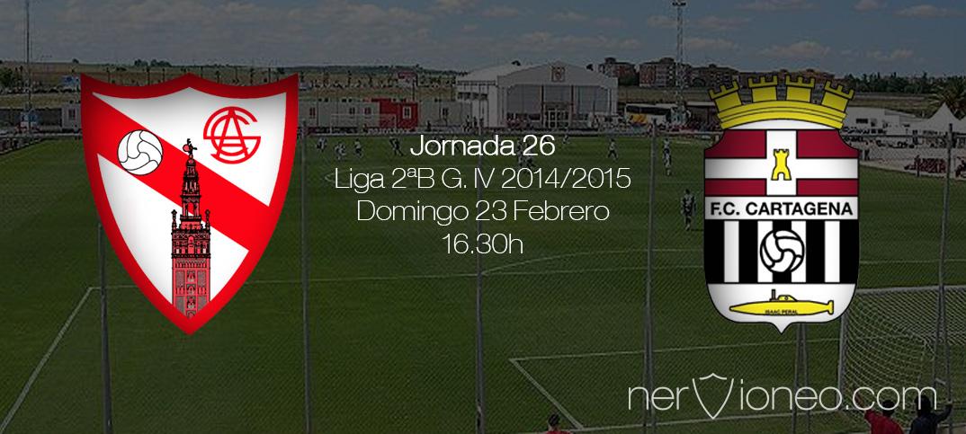Previa | Sevilla Atlético – F.C. Cartagena