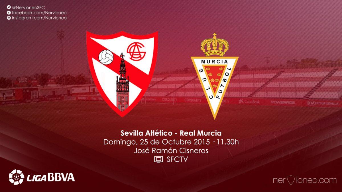 Previa | Sevilla Atlético – Real Murcia