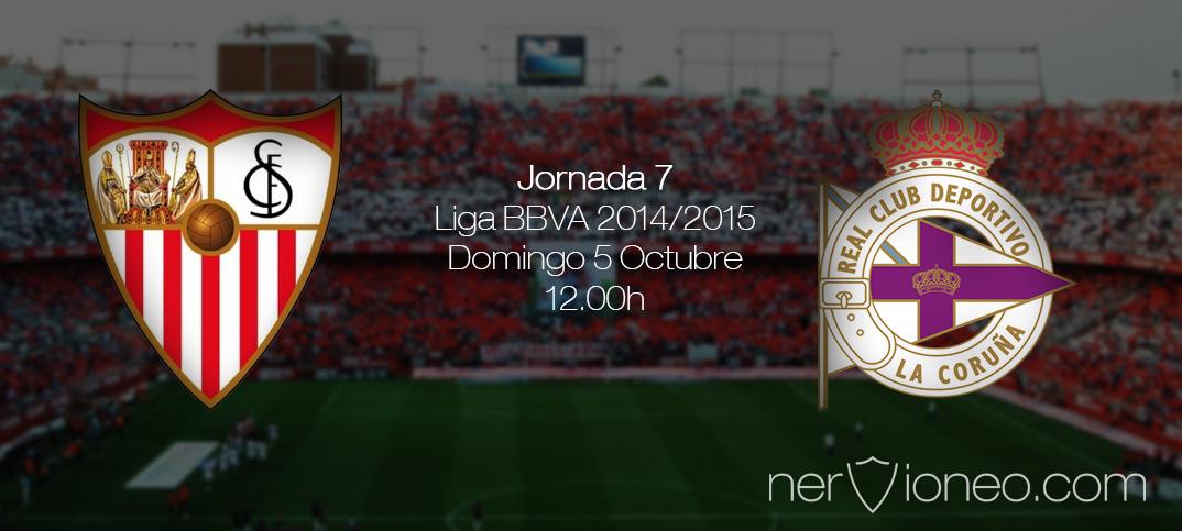 Previa | Sevilla FC – Deportivo de la Coruña