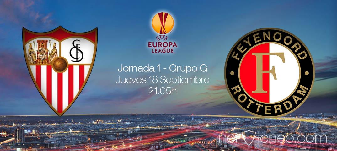 Previa   Sevilla FC – Feyenoord Rotterdam