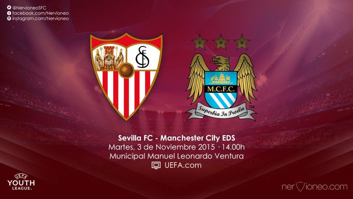 Previa | Sevilla FC – Manchester City EDS