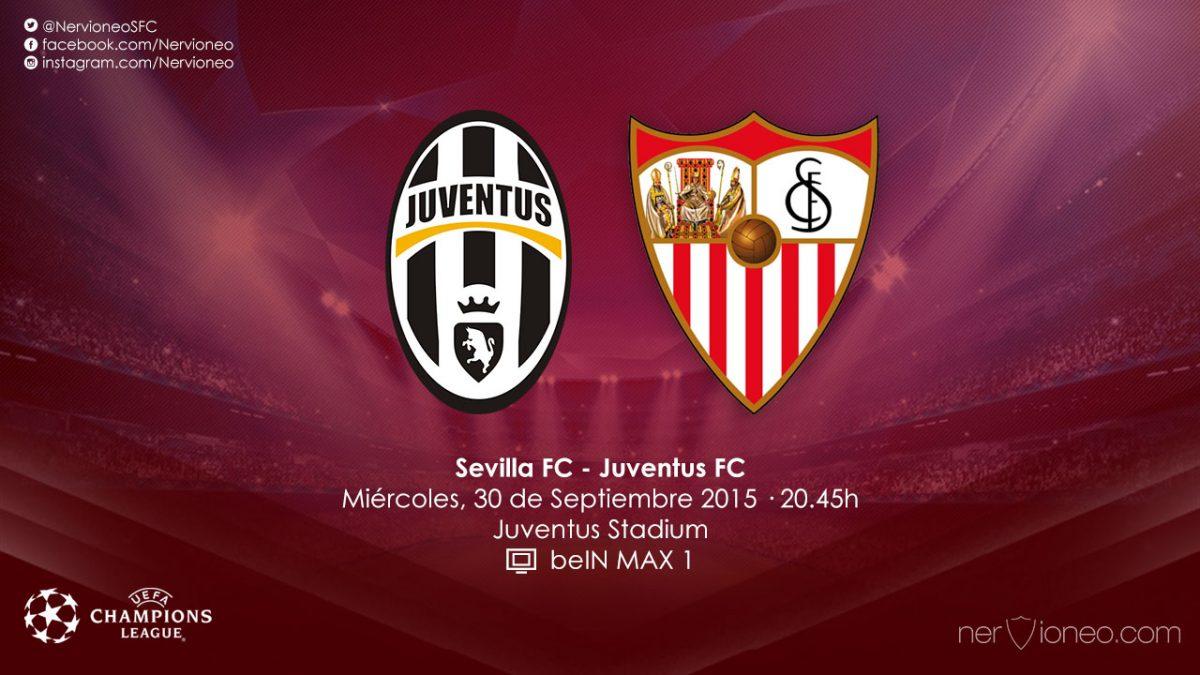 Previa | Sevilla FC – Juventus