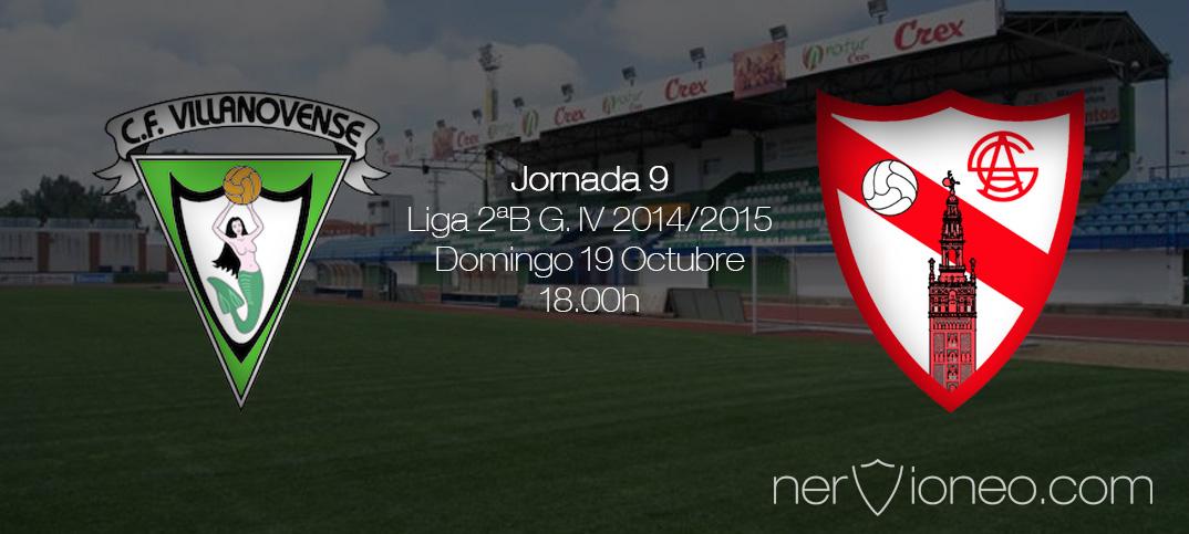 Previa | CF Villanovense – Sevilla Atlético
