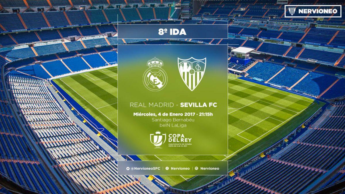 Previa | Real Madrid – Sevilla FC