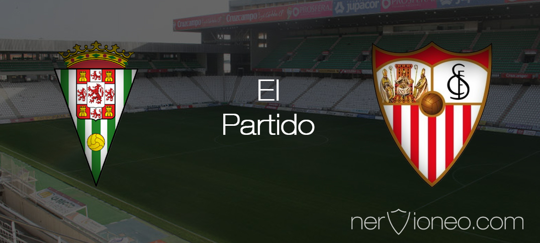 Partido | Córdoba CF – Sevilla FC