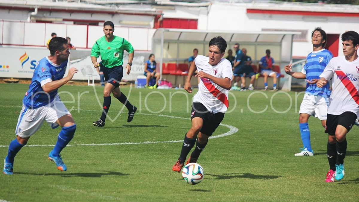 Crónica | Sevilla Atlético 1-1 Lucena CF