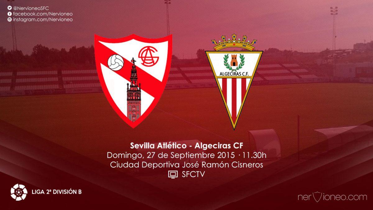 Previa | Sevilla Atlético – Algeciras CF