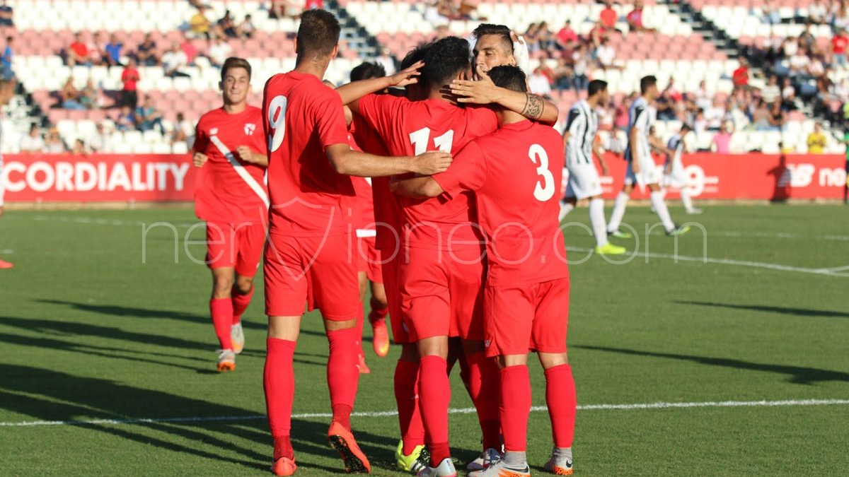 Crónica | Real Balompédica Linense 0-3 Sevilla Atlético