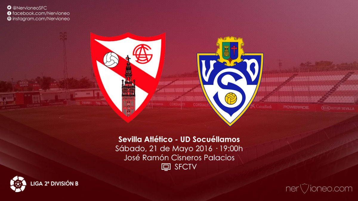 Previa | Sevilla Atlético – UD Socuéllamos