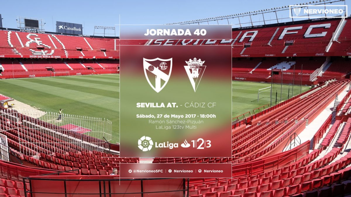 Previa | Sevilla Atlético – Cádiz CF