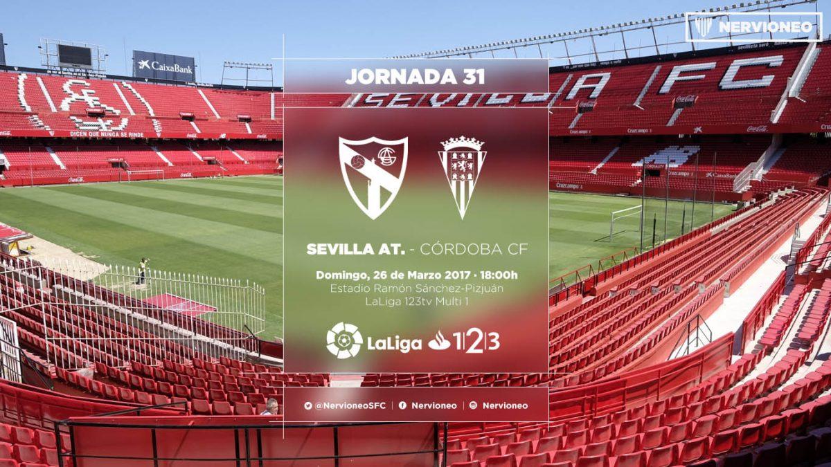 Previa | Sevilla Atlético – Córdoba CF
