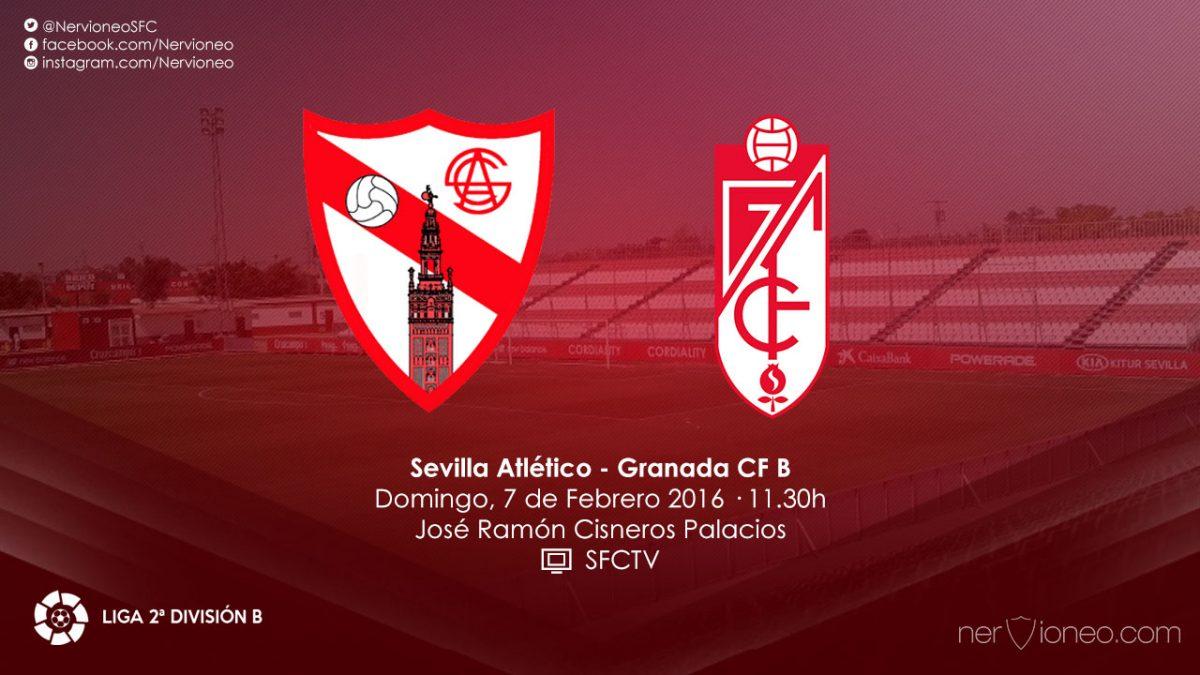Previa | Sevilla Atlético – Granada B