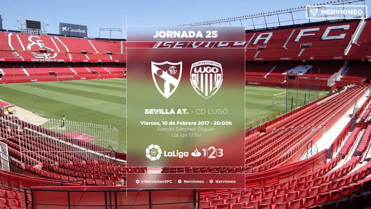 Previa | Sevilla Atlético – CD Lugo