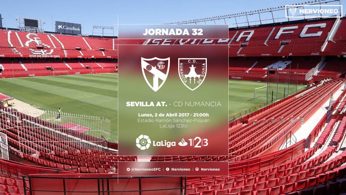 Previa | Sevilla Atlético – CD Numancia