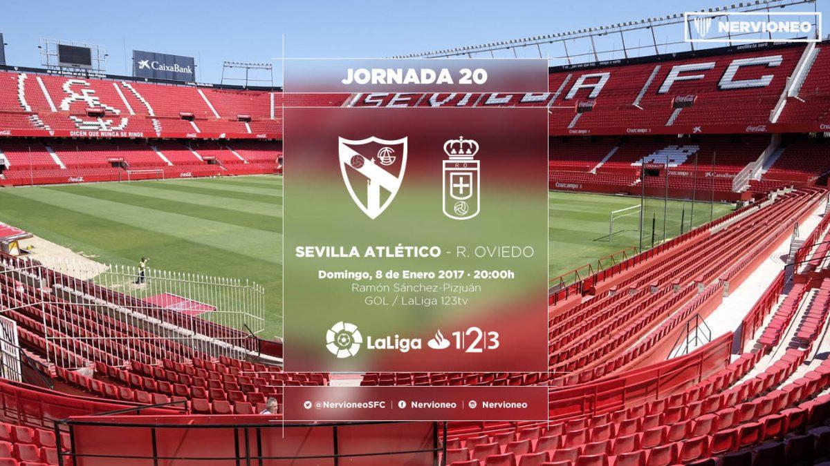 Previa | Sevilla Atlético – Real Oviedo