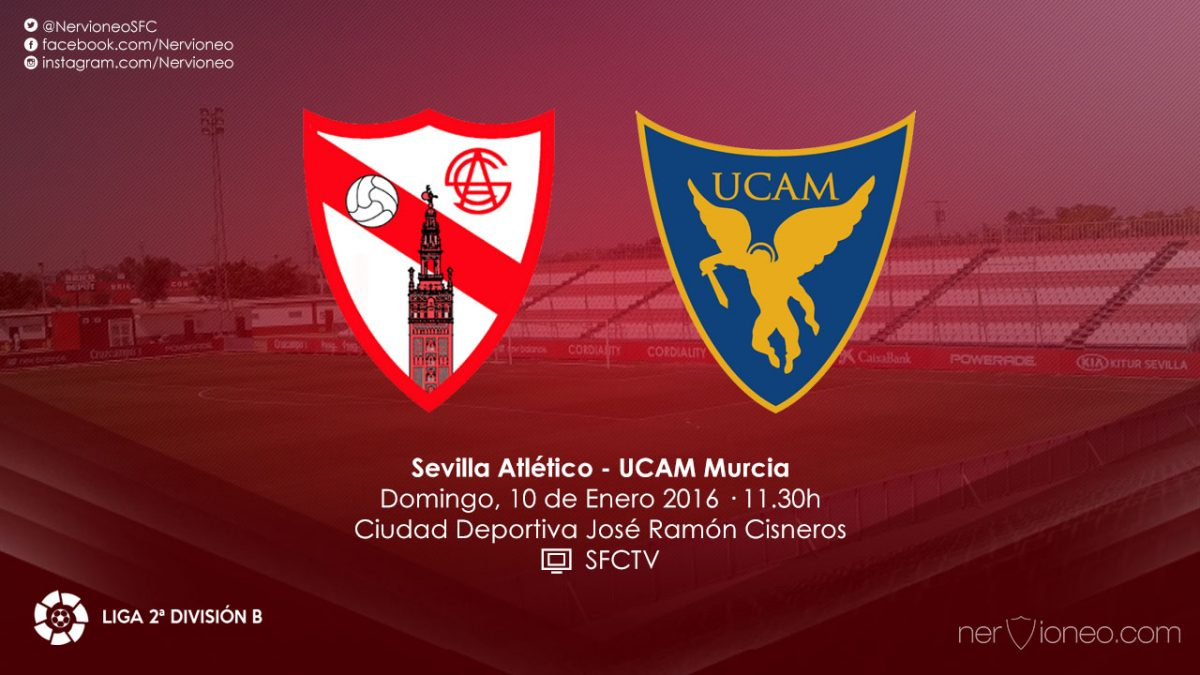 Previa | Sevilla Atlético – UCAM Murcia