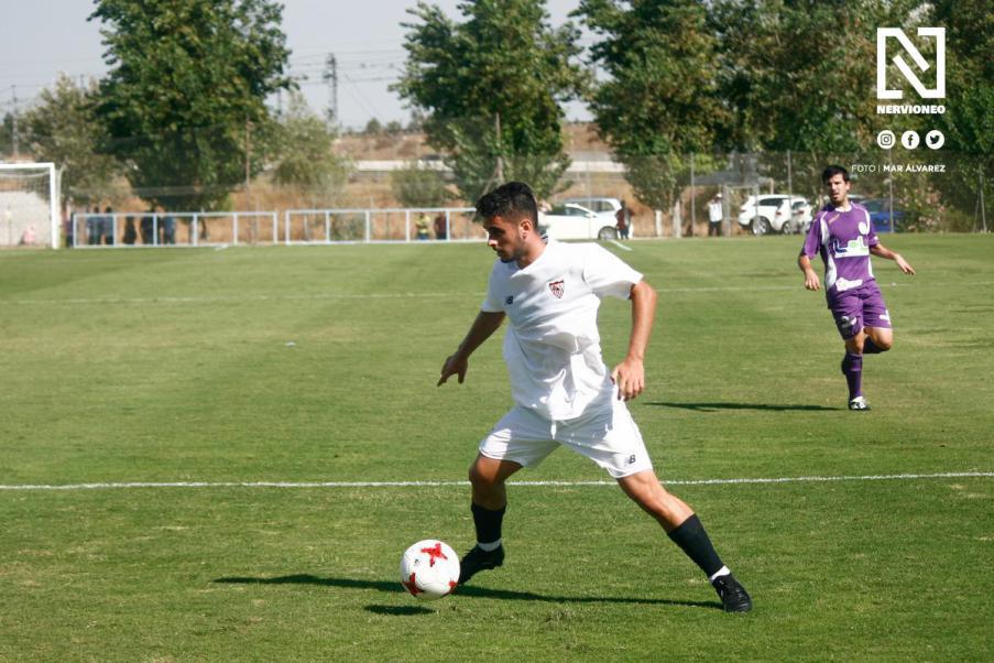 Crónica | Sevilla FC C 2-0 CD Cabecense
